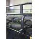 Ножка багажника УАЗ универсальная 33х20х5 с креплением на водосток