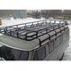 Багажник УАЗ-452 Сахалин-2. 12 опор 3.20м