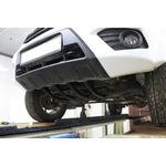 Защита рулевых тяг УАЗ Патриот