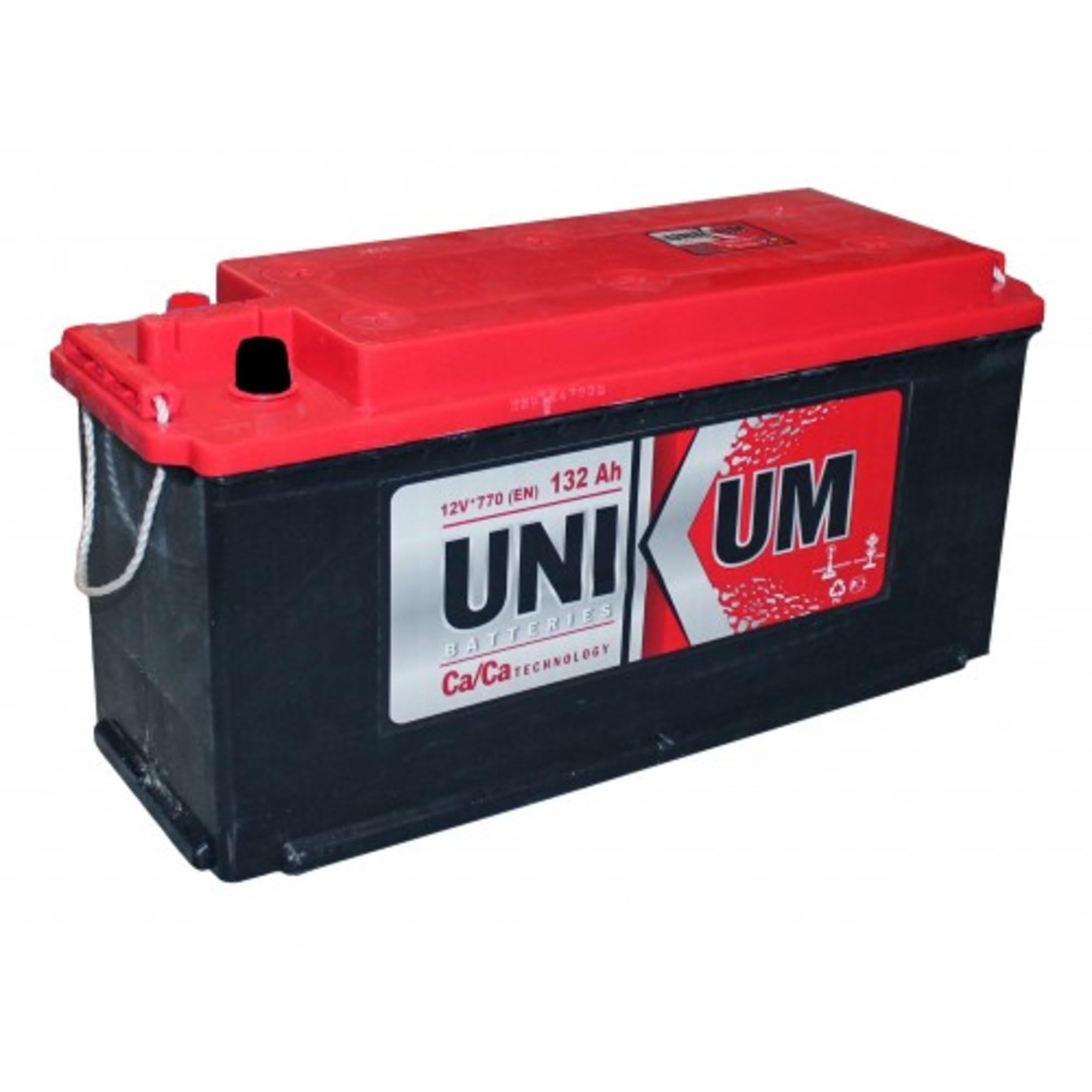 Аккумулятор Кайнар UNIKUM 132 п.п. конус