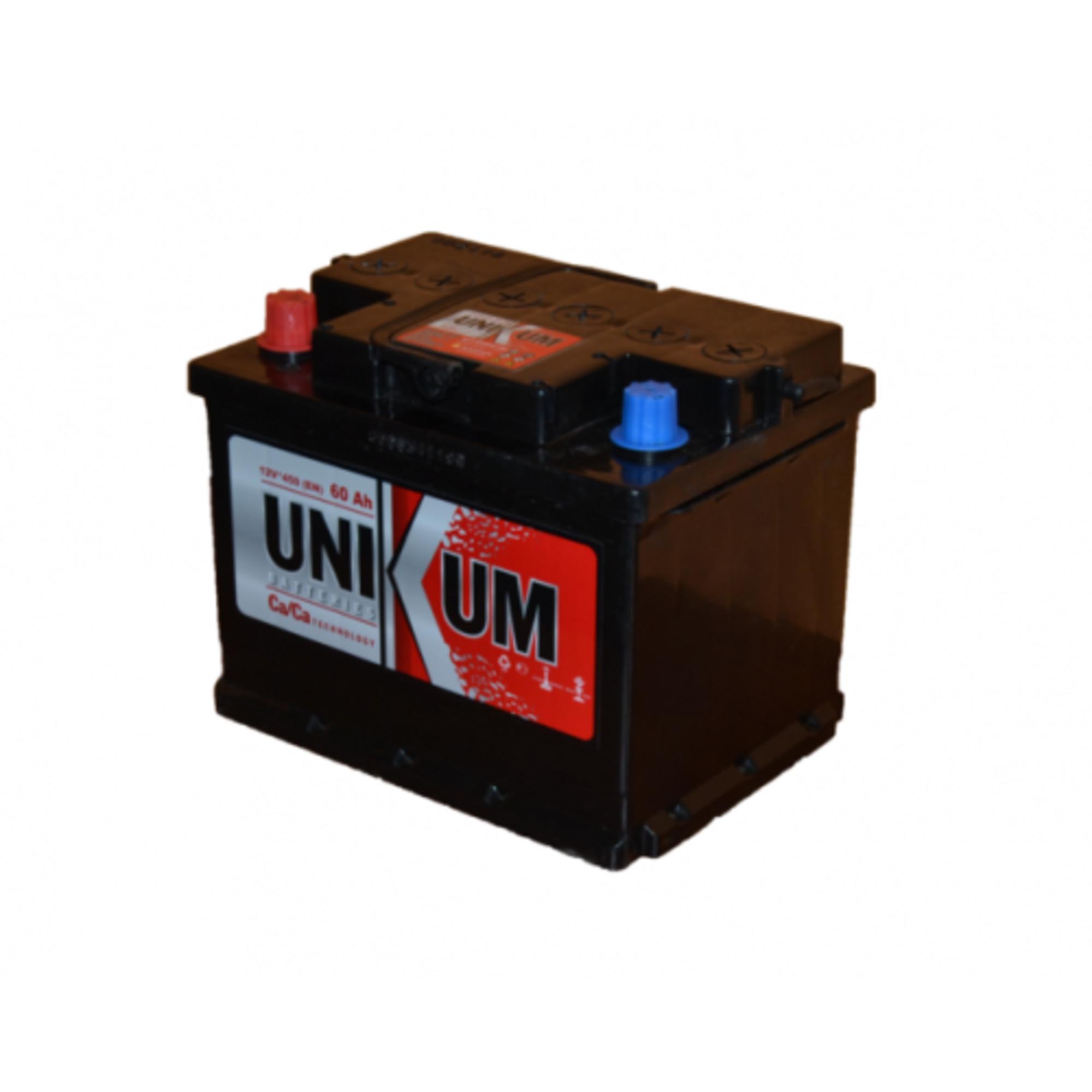 Аккумулятор Кайнар UNIKUM 60 п.п.