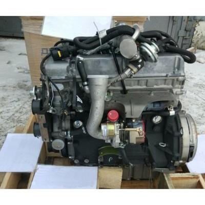 Двигатель ЗМЗ-51432 на УАЗ Хантер (Евро-4, с насосом ГУР)