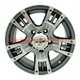 Диск УАЗ 5x139,7 8xR16 d110 (ET0) литой серый OFF-ROAD Wheels