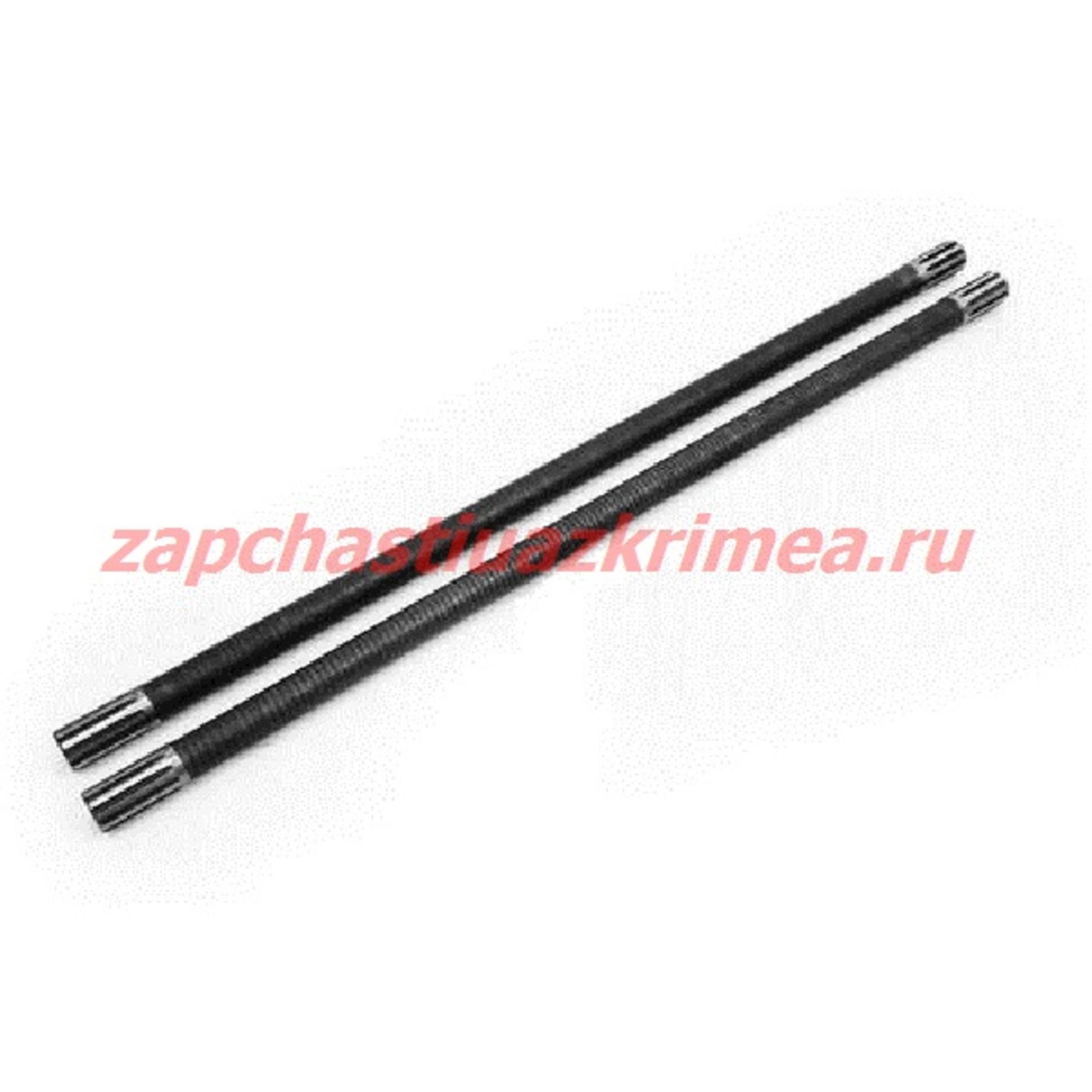 Комплект полуосей усиленных задний мост УАЗ 922/922 (Бронто)