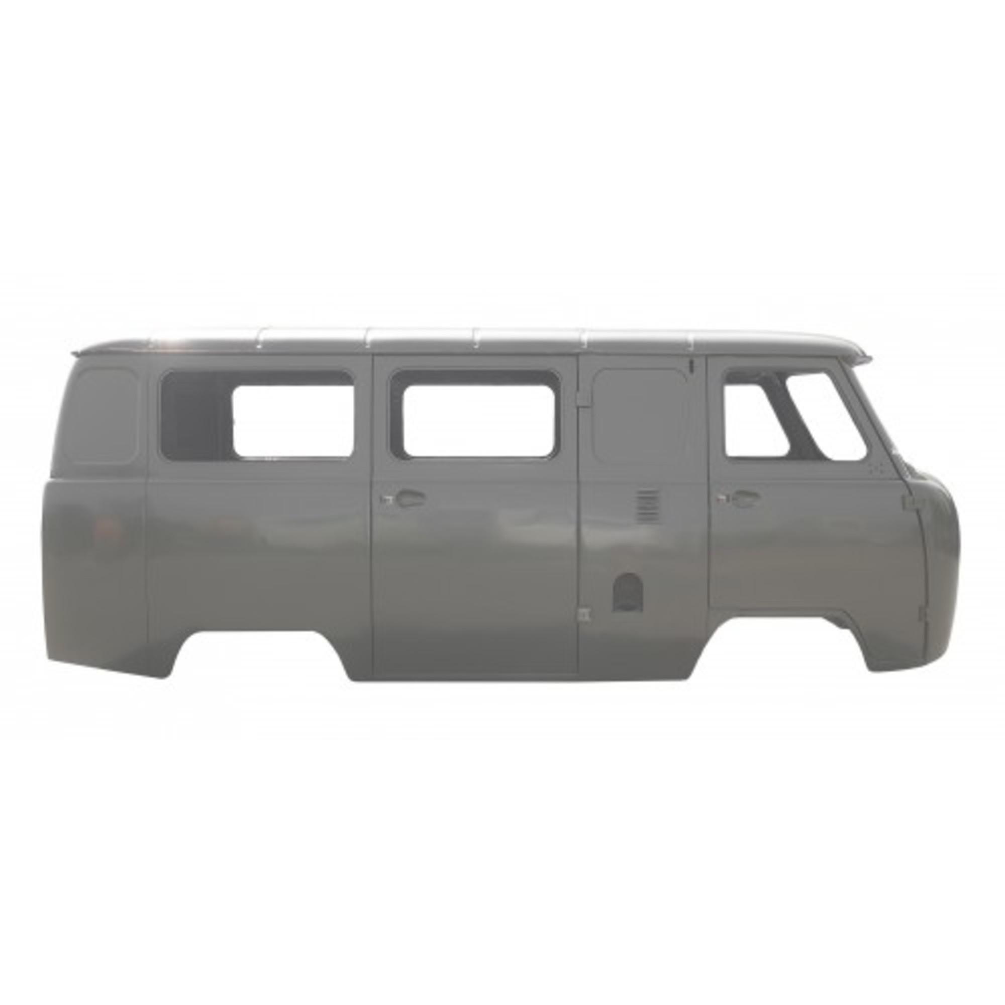 Каркас кузова УАЗ-452 Санитарка Защитный