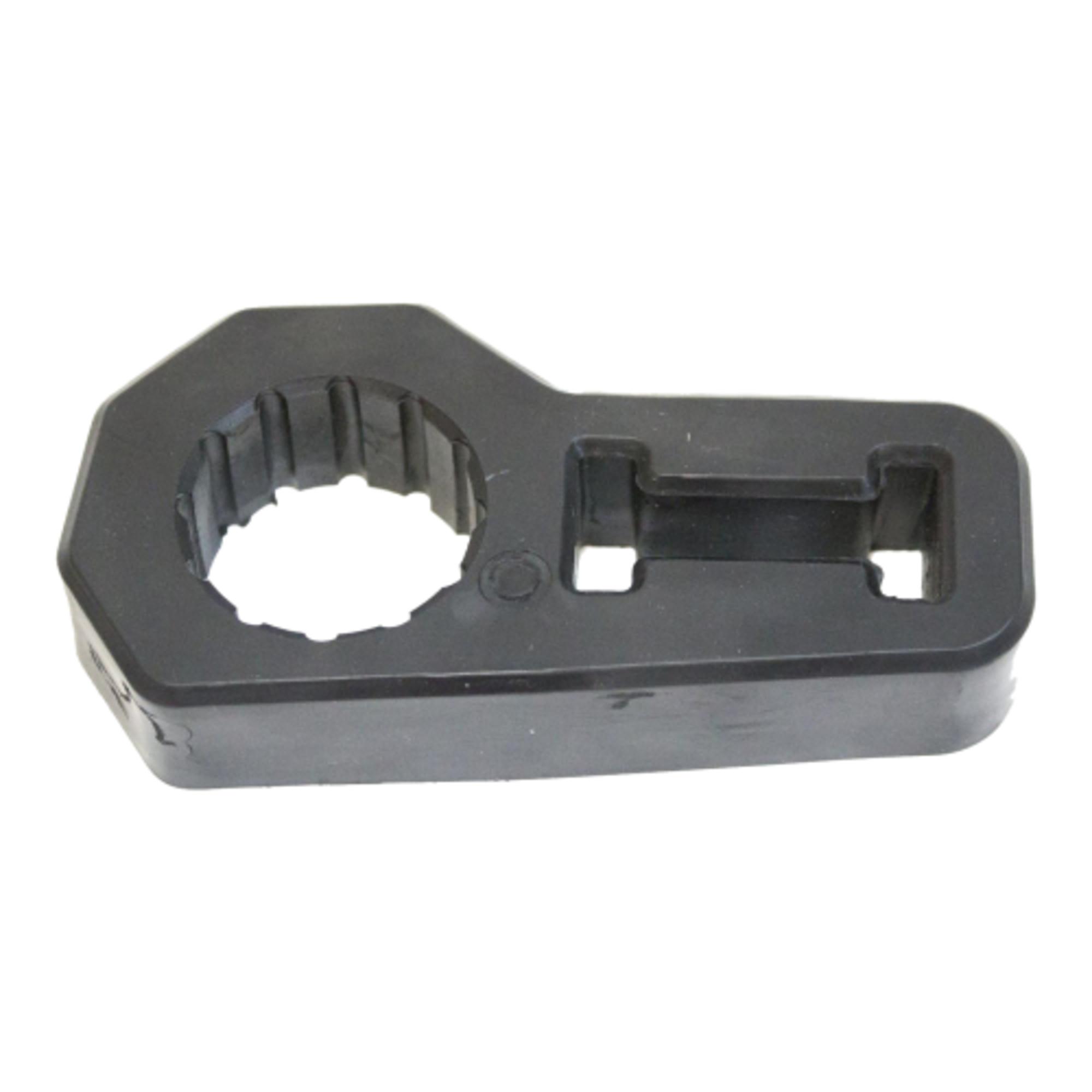 Держатель ручки домкрата (черный пластик) «RedBTR»