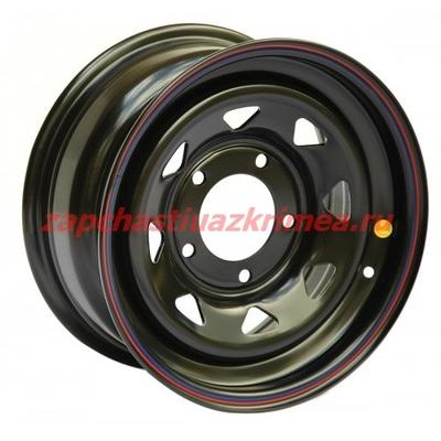 Диск колесный 1580-53910 BL -19 А17 (черный) OFF-ROAD Wheels