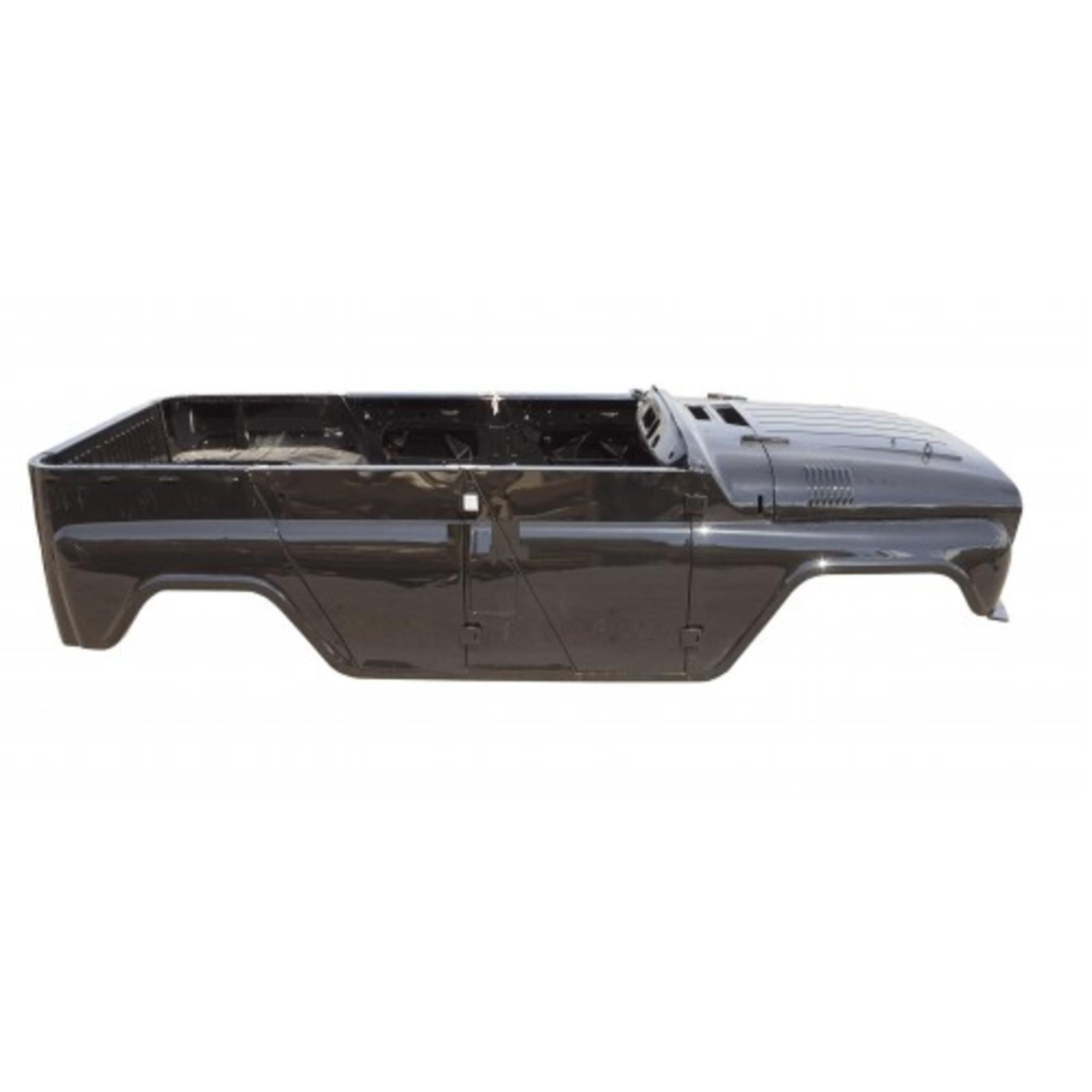 Каркас кузова УАЗ-3151 (легковой под тент) авантюрин металлик