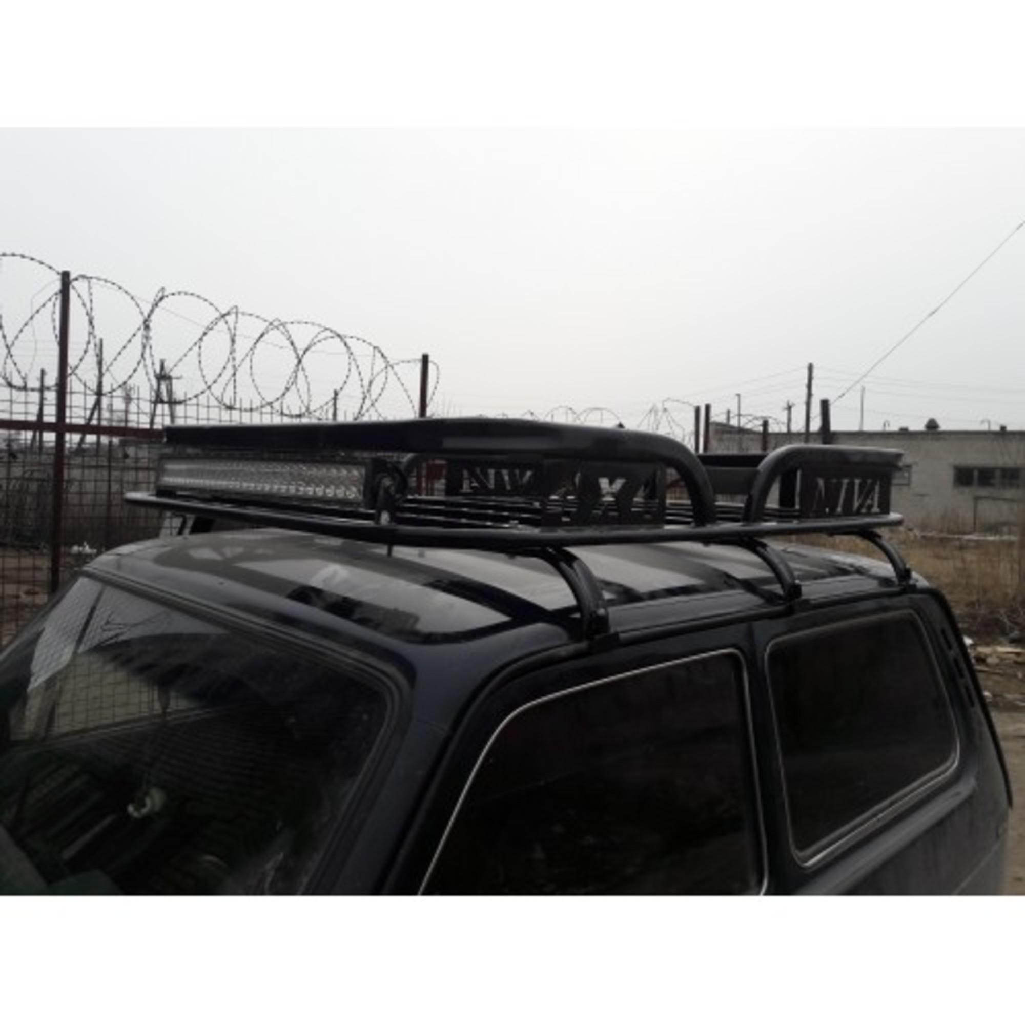 Багажник на НИВУ 2121 НАВИГАТОР