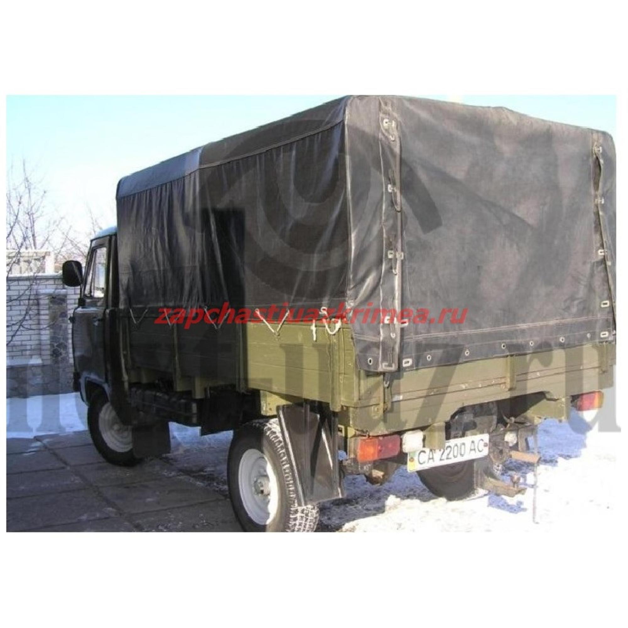 Тент УАЗ 3303 старого образца