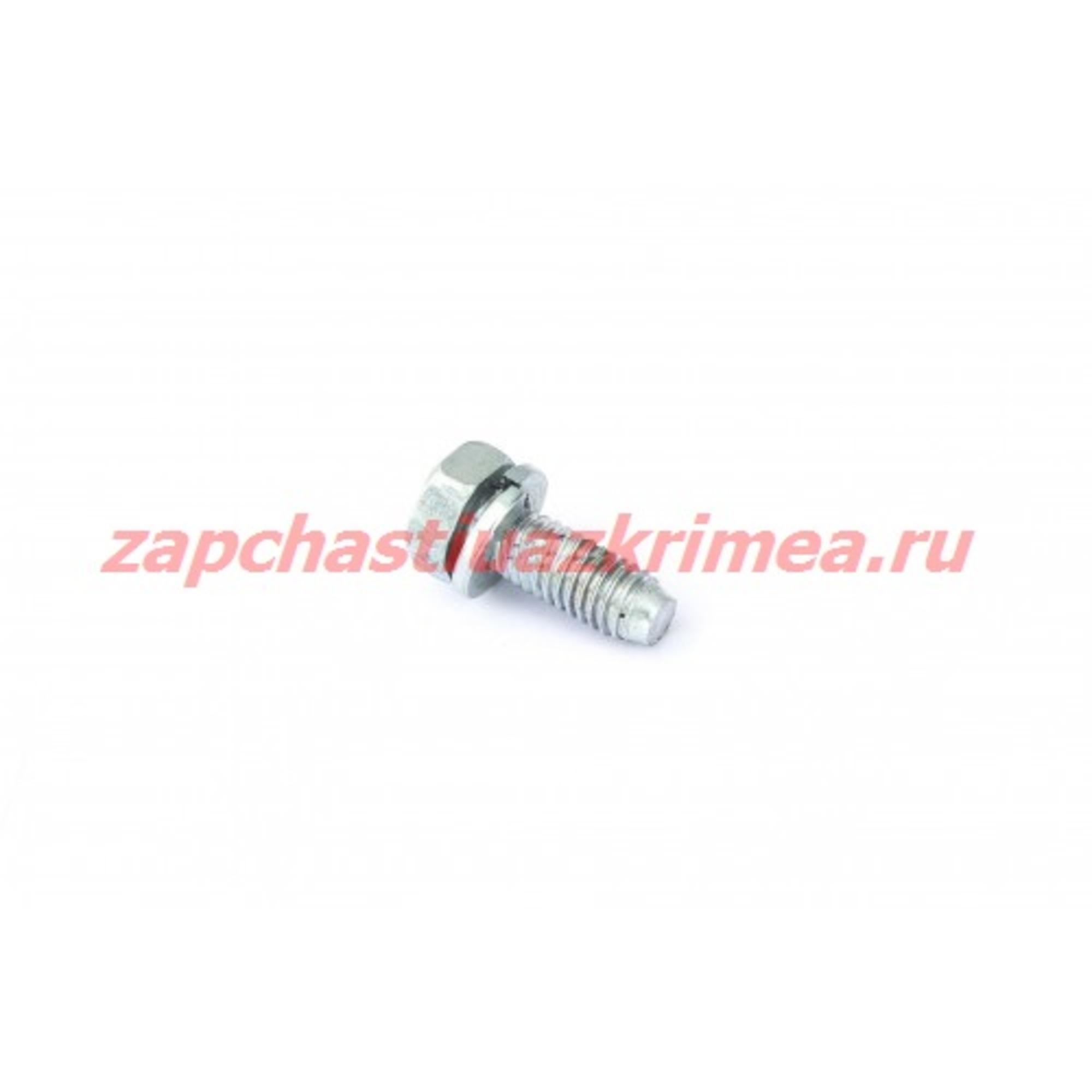 Болт М6х1.0х16 УАЗ Патриот на РК DYMOS S1123006161