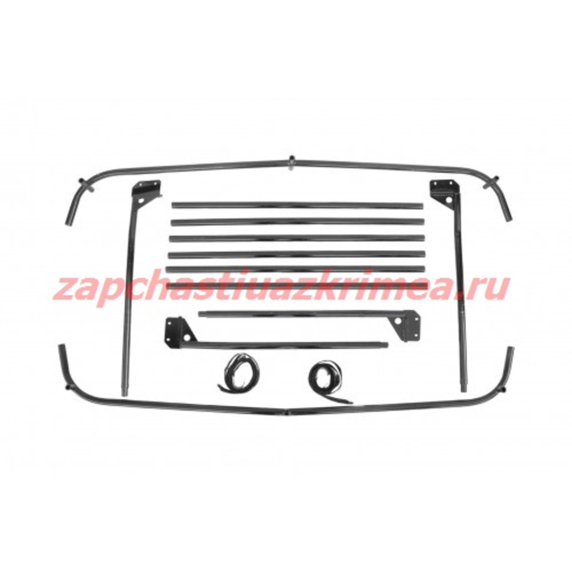 Дуги тента УАЗ 39094-50 нового образца