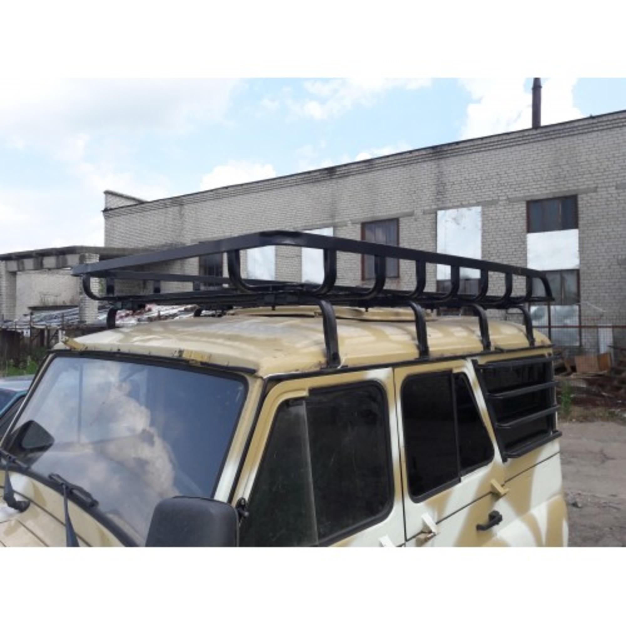 Багажник на крышу УАЗ Хантер