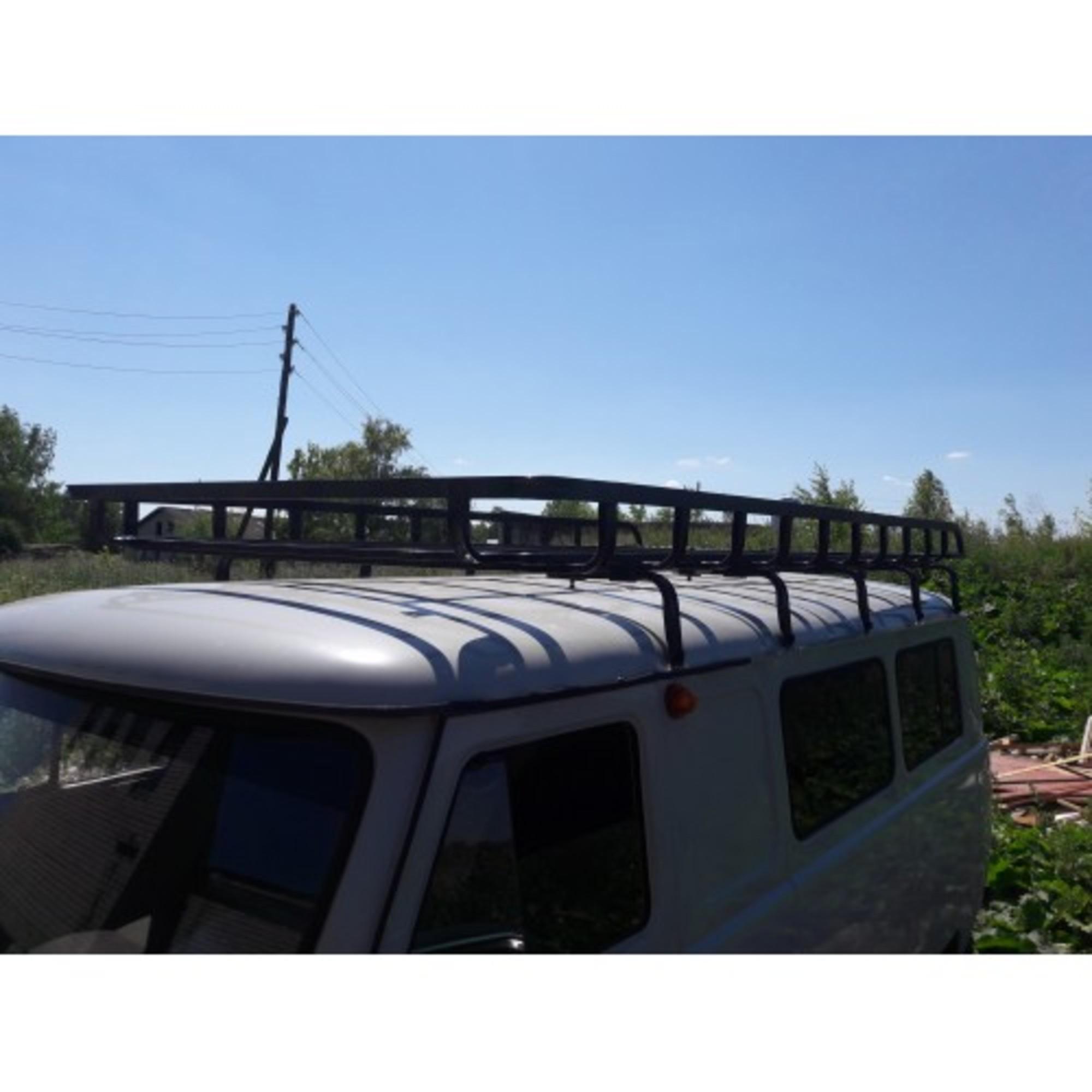 Багажник Крыши УАЗ Буханка