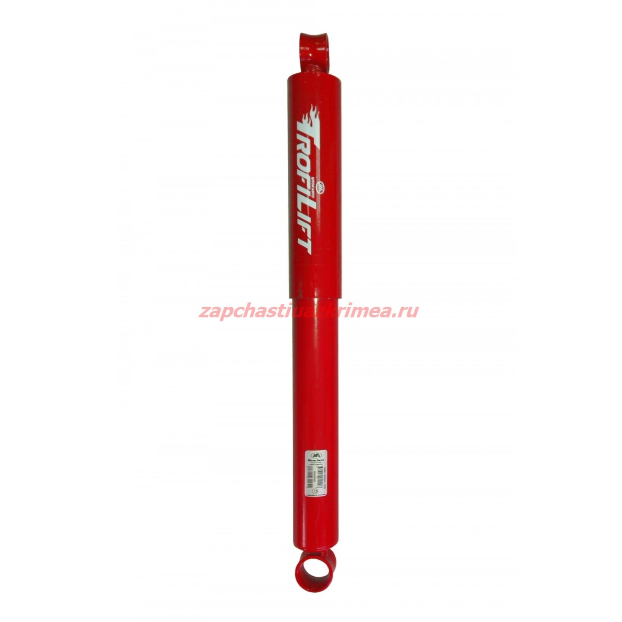 Амортизатор задний УАЗ 315195, 452 газ (378,5/583,5/215) лифт +30 мм Шток-Авто