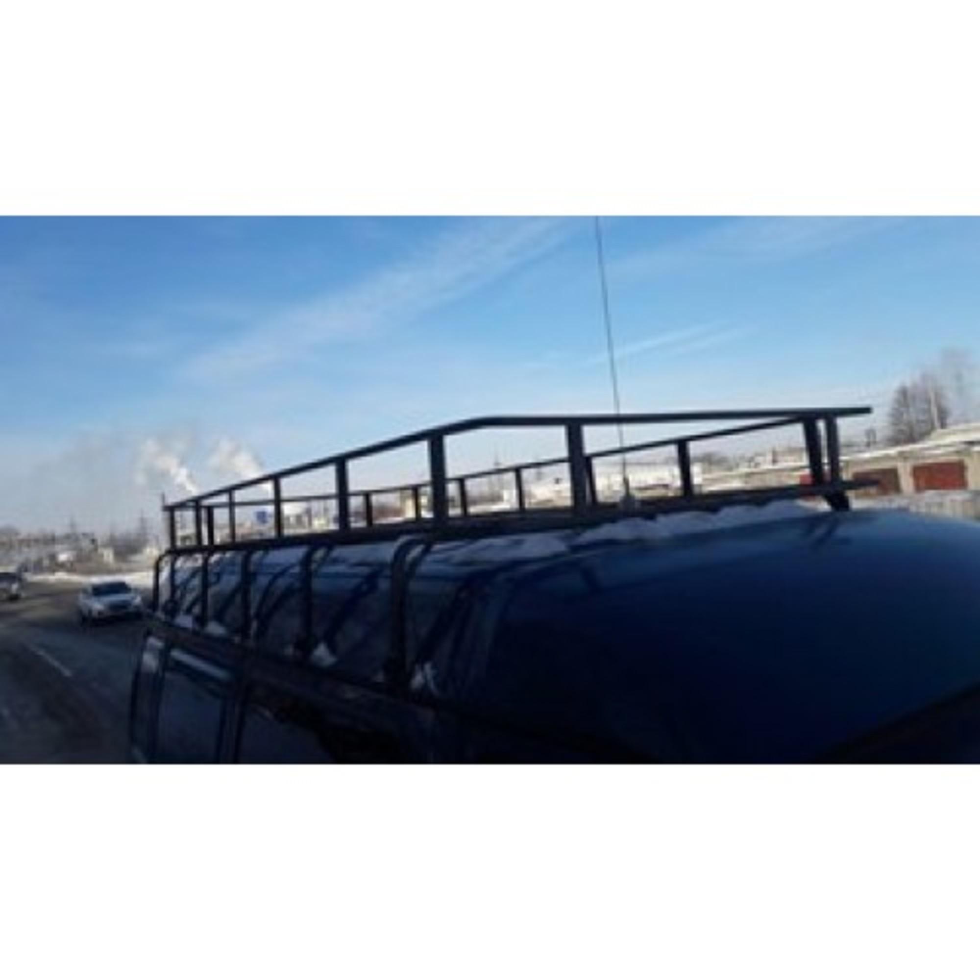 Багажник ГАЗель КОРЗИНА 12 опор 3,2 м