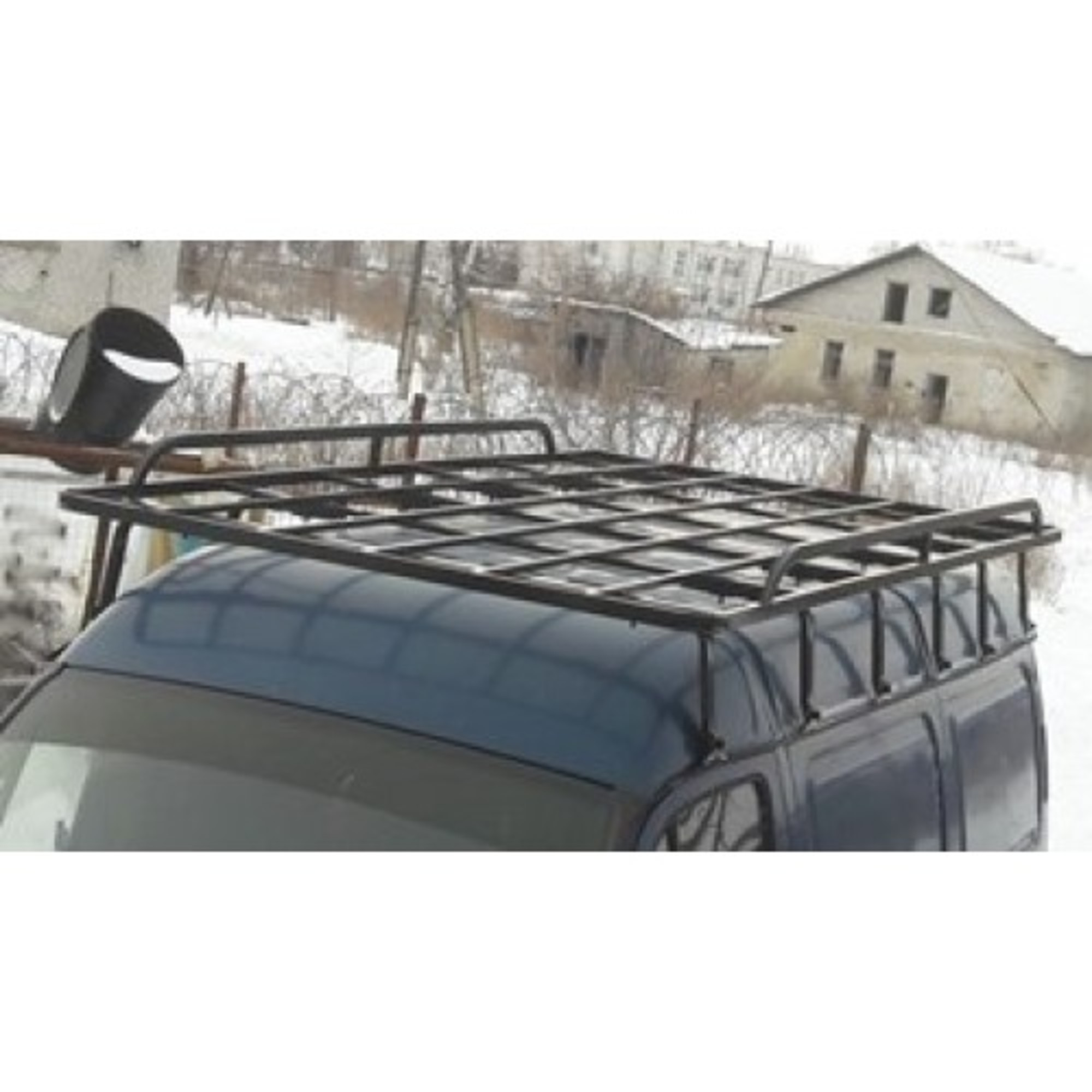 Багажник ГАЗель ПРОЛЕТ УСИЛЕННЫЙ 12опор 3.20м
