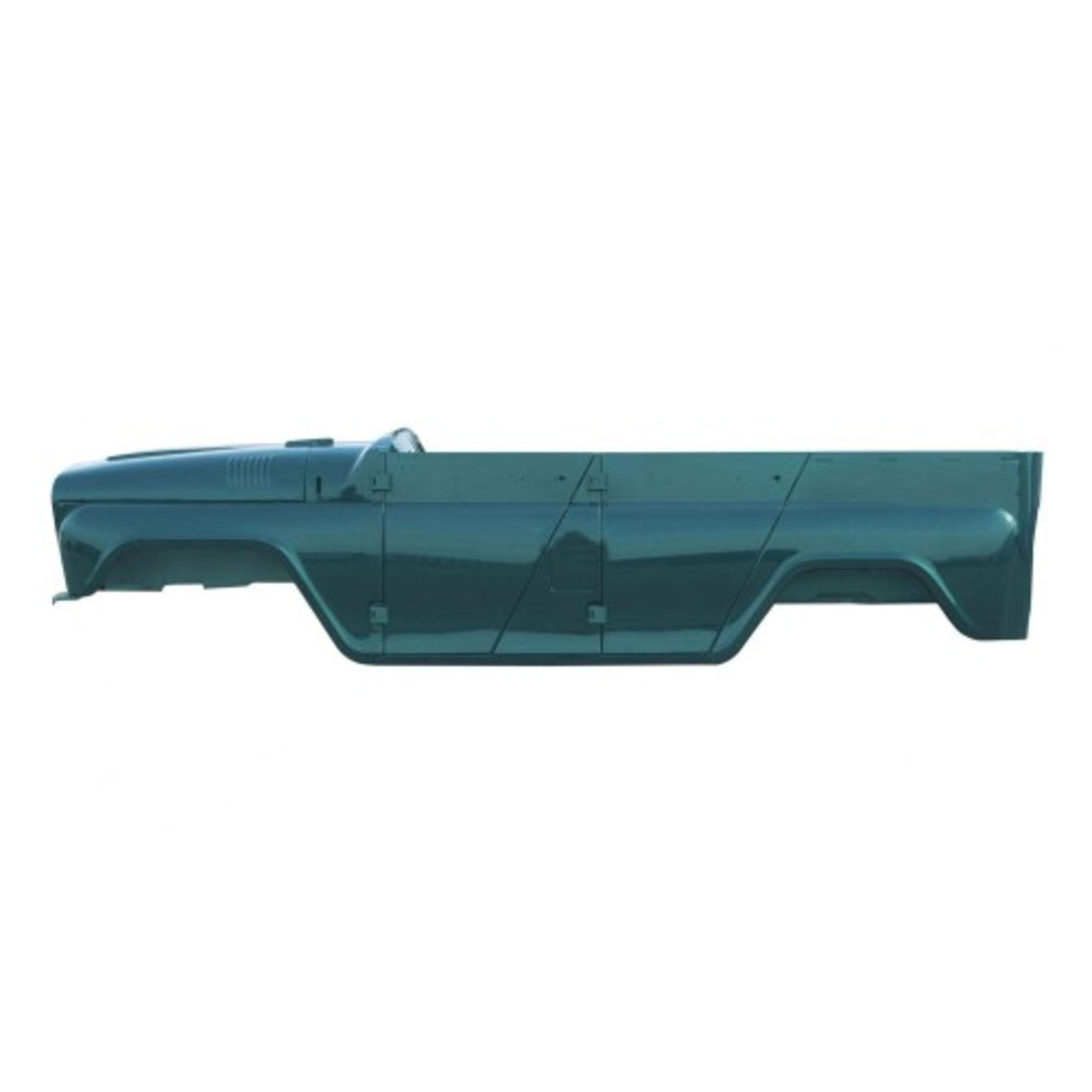 Каркас кузова УАЗ-31514 (легковой под крышу) амулет металлик номер 31514-5000014-30