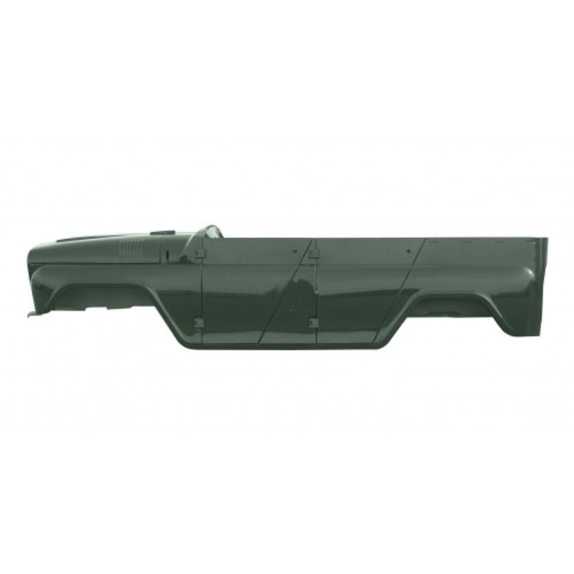 Каркас кузова УАЗ-31514 (легковой под крышу) ХАКИ