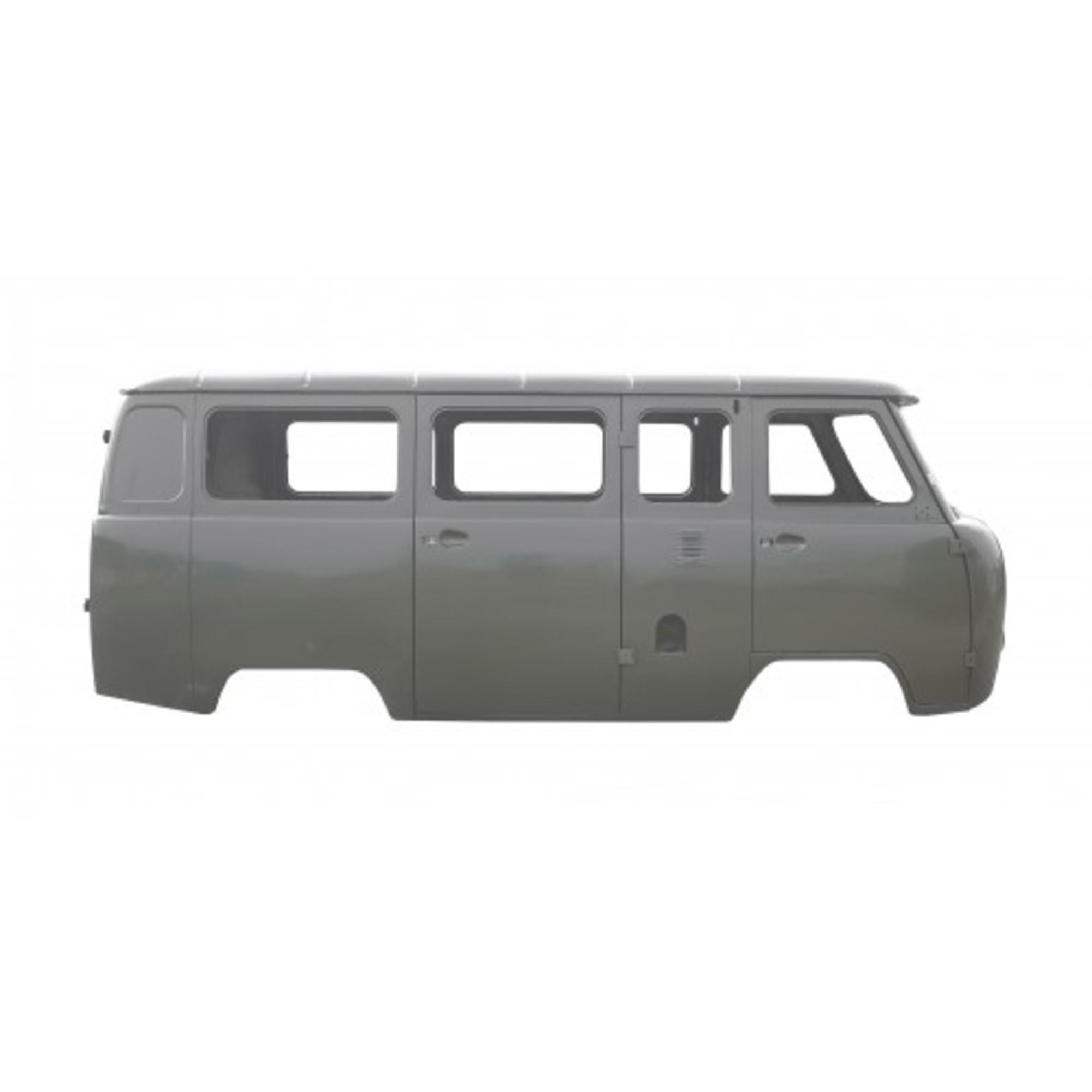 Каркас кузова УАЗ-2206 (микроавтобус) карбюратор/инжектор (защитный) 2206-5000014-50
