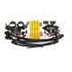 Комплект переделки подвески с/о УАЗ 452 на подвеску н/о УАЗ 2206 +60