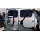 Кронштейн держатель запаски синхронный на заднюю дверь УАЗ 452