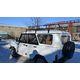 Багажник УАЗ-469 Турист 6 опор 1.85м